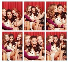 Desperate housewives cast.