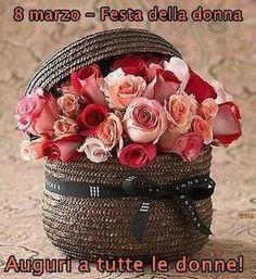 8 marzo - Festa della donna ~ Learn Italian