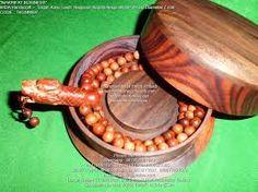 Hasil gambar untuk tasbih kayu naga