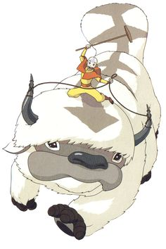 Avatar Airbender, Avatar Aang, Avatar Tattoo, Ghibli, Avatar Animals, The Last Avatar, Avatar World, Fanart, Cartoon Drawings