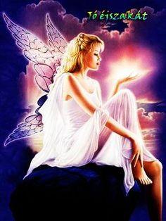 Message from an angel angeles custodios, beautiful fairies, love fairy, fantasy creatures, Fairy Pictures, Angel Pictures, Angel Images, Gif Pictures, Pretty Pictures, Fantasy World, Fantasy Art, Fantasy Fairies, Real Fairies