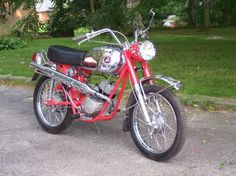 1964 Hodaka ace 90 -  Dad bought it new to let my brother and I ride. Google Search