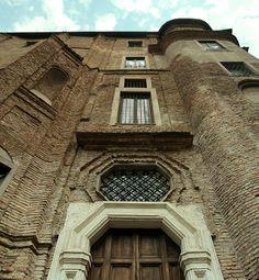 S.Maria dei Sette Dolori, Roma Borromini, 1643-67