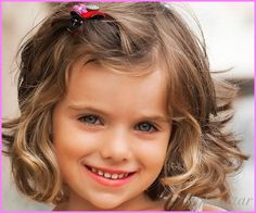 cool Little girls short haircuts with bangs