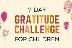 How to Teach Children to Be Grateful Gratitude Challenge) – Big Life Journal Gratitude Day, Attitude Of Gratitude, How To Teach Kids, Play To Learn, Lessons For Kids, Bible Lessons, Mindfulness For Kids, Yoga For Kids, Teaching Kids
