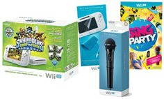 Groupon - Nintendo Wii U System Bundle Including Three Games. Accessory Set, and $ 25 in Groupon Bucks. Free Returns. in Online Deal. Groupon deal price: $299.99