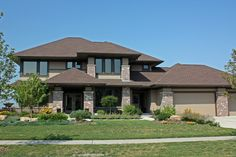 Outlook Prairie Style Home Plan 011S-0050 | House Plans and More ...