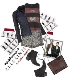 """""""Allsaints Spring 2013"""" by lsamsam ❤ liked on Polyvore"""