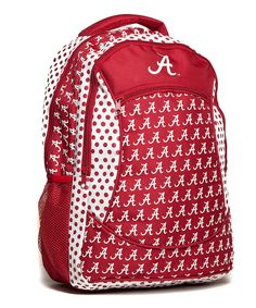Take a look at this Alabama Backpack on zulily today!