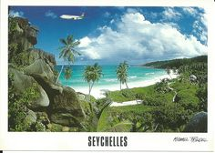From SEYCHELLES #travel