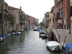 Romantic day in Venice