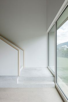 Menzi Bürgler Architekten | Sports hall