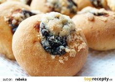 Palm trees: The best recipe - HQ Recipes Czech Recipes, Doughnut, Good Food, Food And Drink, Sweets, Bread, Snacks, Dishes, Cookies