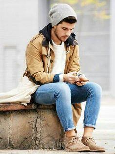 Gorras en Tendencia para todo el año. Y para los guapos....Especial para ellos Moda y tendencias #Hombres #estilosymas