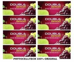 8 Packs Phytoscience Double StemCell Swiss Apple Grape StemCell, Import Malaysia