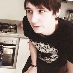 (gif) he is so cute!