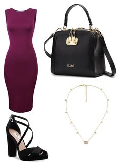 """Date night"" by natashamahmood on Polyvore featuring Nina and Gucci"
