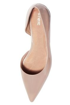 Buy D'orsay Point Shoes from the Next UK online shop Work Flats, Nude Flats, Next Shoes, Pointed Flats, Brogues, Snake Print, Shoe Collection, Low Heels, Designer Shoes