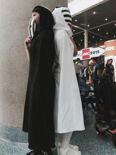 yasuhisa twin cosplay tokyo ghoul