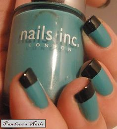Nails Inc Seven Dials with a-england Camelot
