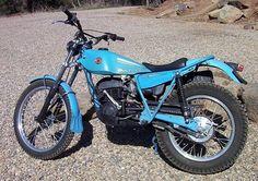Bultaco-sherpa T 350