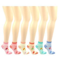 awesome Ladies 6 Pairs Cotton Polka Dot Circle Round Colorful Ankle Casual Low Socks Set  #Ankle #Casual #Circle #Colorful #Cotton #Ladies/ #Pairs #Polka #Round #Socks Check more at http://sweethearts101.com/retro-accessories/retro-hats/ladies-6-pairs-cotton-polka-dot-circle-round-colorful-ankle-casual-low-socks-set/