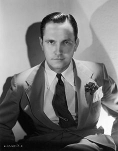 Fredric March (born August 31, 1897 – April 14, 1975), American actor.