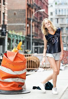 awesome Street Style – New York Fashion Week Spring 2015