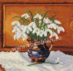 Cod produs: 7.67 Ghioceii bunicii Culori: 26 Dimensiune: 20 x 20 cm Pret: 52.82 lei