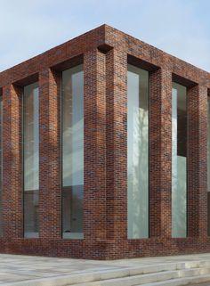 Stefan Müller, Max Dudler Architekt, Dietrich Architekten + Ingenieure · Jacobs University · Divisare