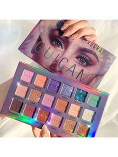Glow Palette, Eyeshadow Palette, Burberry Makeup, Makeup Pallets, Huda Beauty Makeup, Mercury Retrograde, Latest Makeup, Makeup Rooms, Lipstick Queen