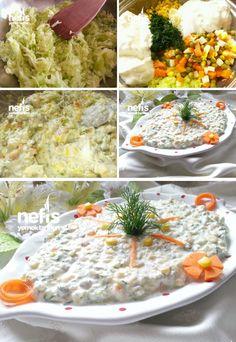Yedikçe Yedirten Kabak Salatası #yedikçeyedirtenkabaksalatası #salatatarifleri #nefisyemektarifleri #yemektarifleri #tarifsunum #lezzetlitarifler #lezzet #sunum #sunumönemlidir #tarif #yemek #food #yummy