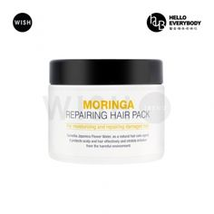 HELLO EVERYBODY Moringa Repairing Hair Pack, NEW ARRIVALS | August 25th - September 1st - Wishtrend #Affiliate Blog