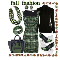 """""""fall fashion"""" by lilysue on Polyvore"""