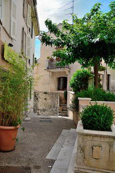 Le Vieux Cannet, Provence