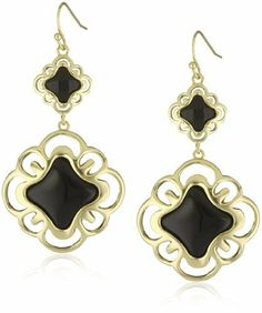 Kendra Scott Black Onyx Cortland Earrings Kendra Scott. $80.00. Made in CN