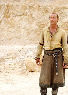 Game of Thrones:  Jorah Mormont
