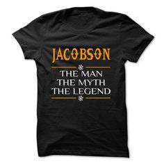 The Legen JACOBSON... - 0399 Cool Name Shirt ! - #tshirt bemalen #college sweatshirt. LOWEST PRICE => https://www.sunfrog.com/LifeStyle/The-Legen-JACOBSON--0399-Cool-Name-Shirt-.html?68278