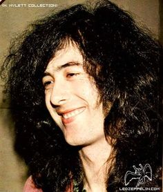 Jimmy Page--the killer smile!