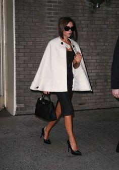 7 februari 2008  - Victoria Beckham Style File - Nieuws - Fashion