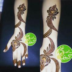 Latest Henna Designs, Floral Henna Designs, Mehndi Design Pictures, Henna Art Designs, Mehndi Images, Mehndi Designs For Hands, Foot Henna, Henna Mehndi, Arabic Mehndi