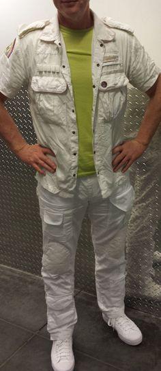 Nostromo Crew Shirt by Magnoli Clothiers