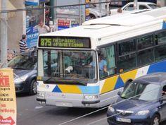 Bus in Piraeus.