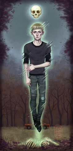 Adam Parrish from The Raven Cycle byMaggie StiefvaterI knew of the books, because the cover caught my eye, but I put off reading it, because around that time I had read too many tragic teen r...