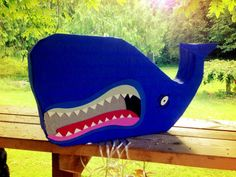 Hey, I found this really awesome Etsy listing at https://www.etsy.com/listing/154338082/killer-whale-pinata
