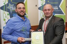 Stroma Sponsered Award - Presented by Stroma's Tom Chapman