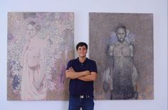 Pittore/Slikar/Painter Tarik Berber Sarajevo