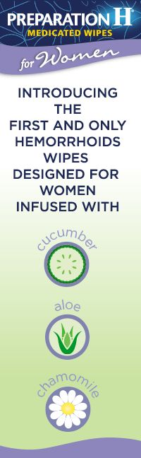 Preparation H Medicated for Women! Click the link to see more about it and how you can get a free sample! http://h5.sml360.com/-/1uoa
