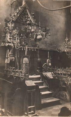 Reach, Zikmund - Altersynagoge (The Old Synagogue), gelatin silver print