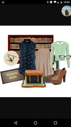 98f8ab3f0d 28 Best The Librarians Style   Clothes by WornOnTV images ...